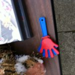 Plastic Hand-Clapping Noisemaker