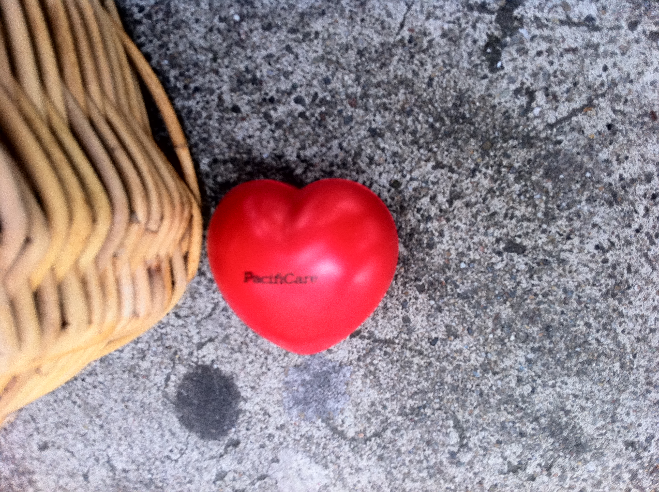 Heart-shaped Squeezy Stress Toy
