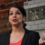 By Susanne Nilsson, cc-by-sa-2.0, https://commons.wikimedia.org/wiki/File:Anita_Sarkeesian_2013.jpg