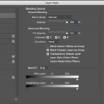 The Full Layer Style Dialog