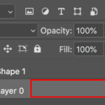 Where to Click to Open Layer Styles
